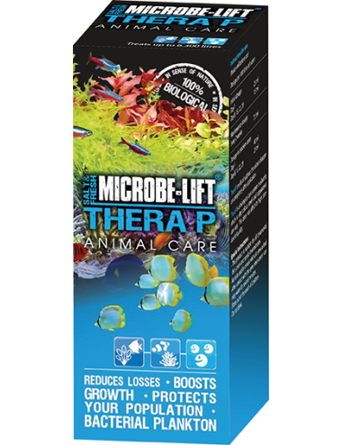 MICROBE-LIFT TheraP 118ml - Bactéries pour aquarium