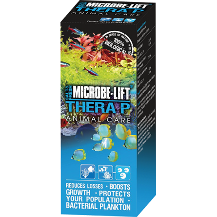 MICROBE-LIFT - TheraP 237ml - Bactéries pour aquarium