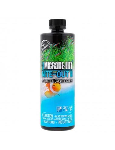 MICROBE-LIFT - Nite-Out II 473ml - Bactéries nitrifiantes pour aquarium