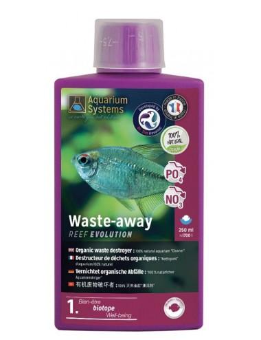 AQUARIUM SYSTEMS - Waste-Away Fresh - 250ml - Élimination des phosphates et nitrates