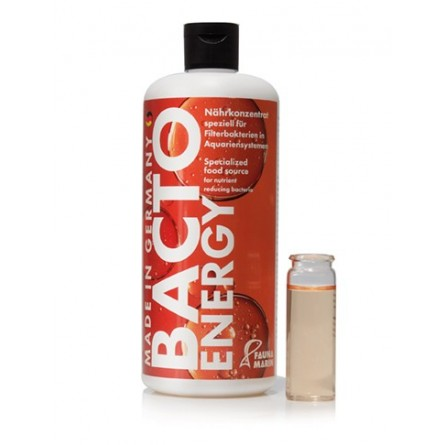FAUNA MARIN - Ultra Bak - 500ml - solution nutritive pour les bactéries