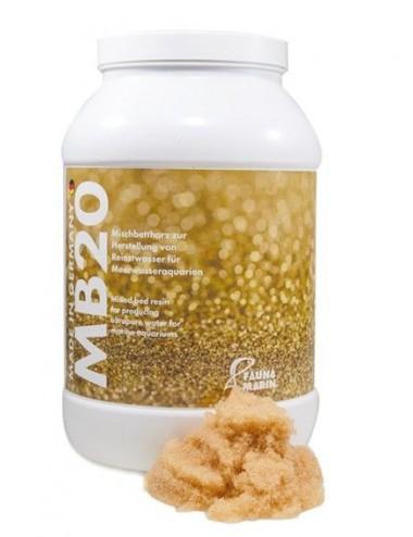 FAUNA MARIN - Ultra MB 20 2000ml - Résine déionosante