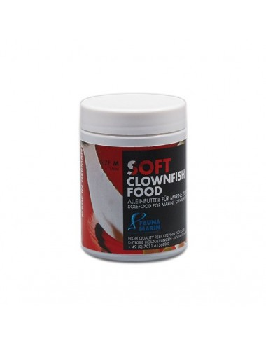 FAUNA MARIN - Soft Clownfish Food Taille M 100ml