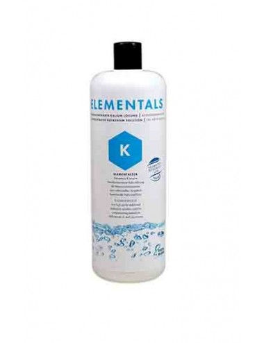 FAUNA MARIN - Elemental K - 1000ml - Solution concentré en potassium