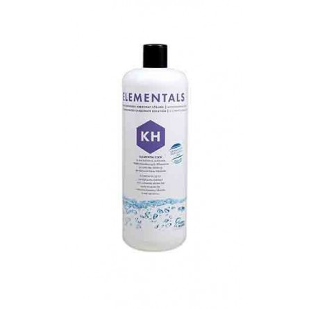 FAUNA MARIN - Elemental kH - 1000ml - Solution concentrée en carbonate