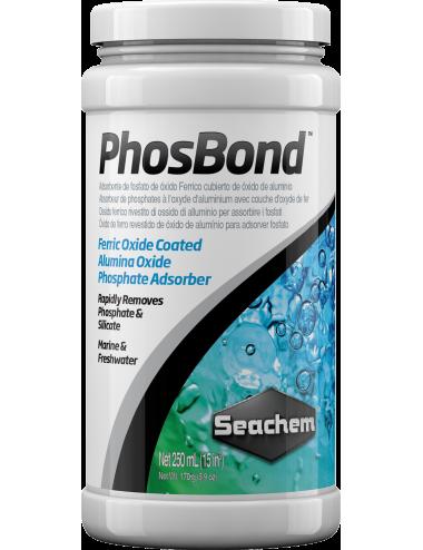 SEACHEM - PhosBond - 250ml - Élimination des phosphates et Silicates