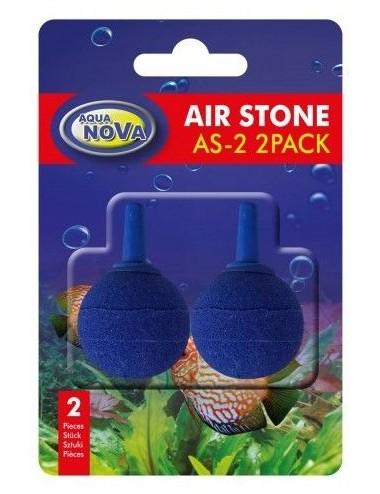 AQUA NOVA - Diffuseur à air Sphérique 25mm (x2)