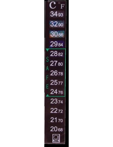 JBL - thermomètre digital de précision à coller