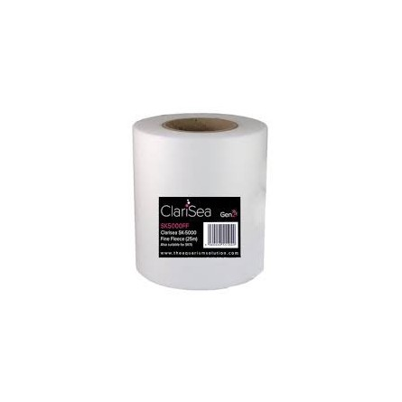 CLARISEA - Rouleau de papier pour filtre SK5000