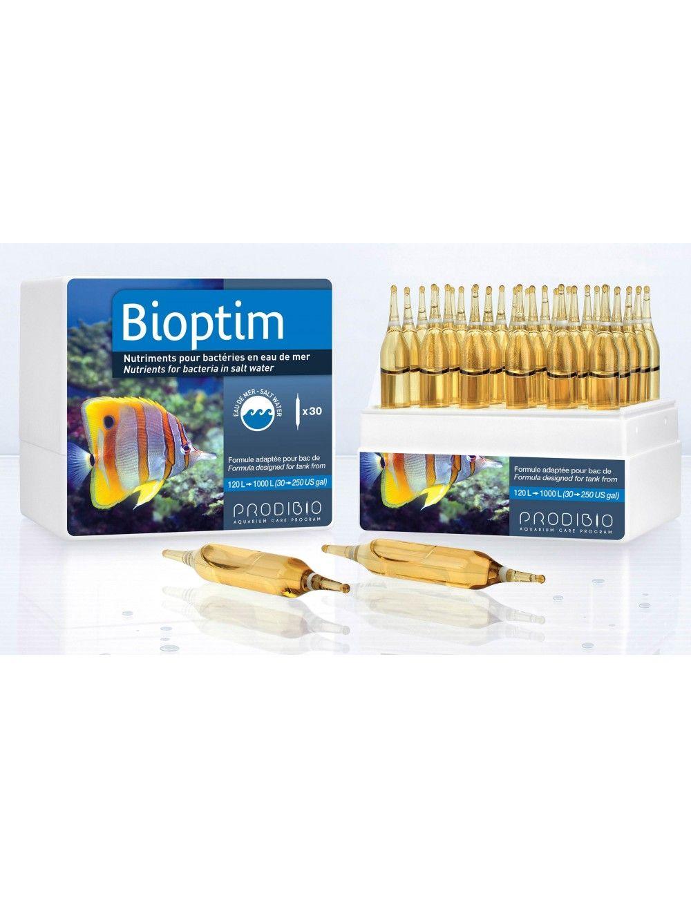 PRODIBIO - Bioptim 30 ampoules