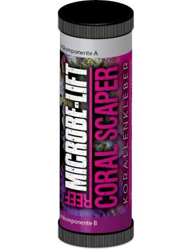 MICROBE-LIFT - Coralscaper Silicon - 2 x 60g - Colle pour bouturage des coraux