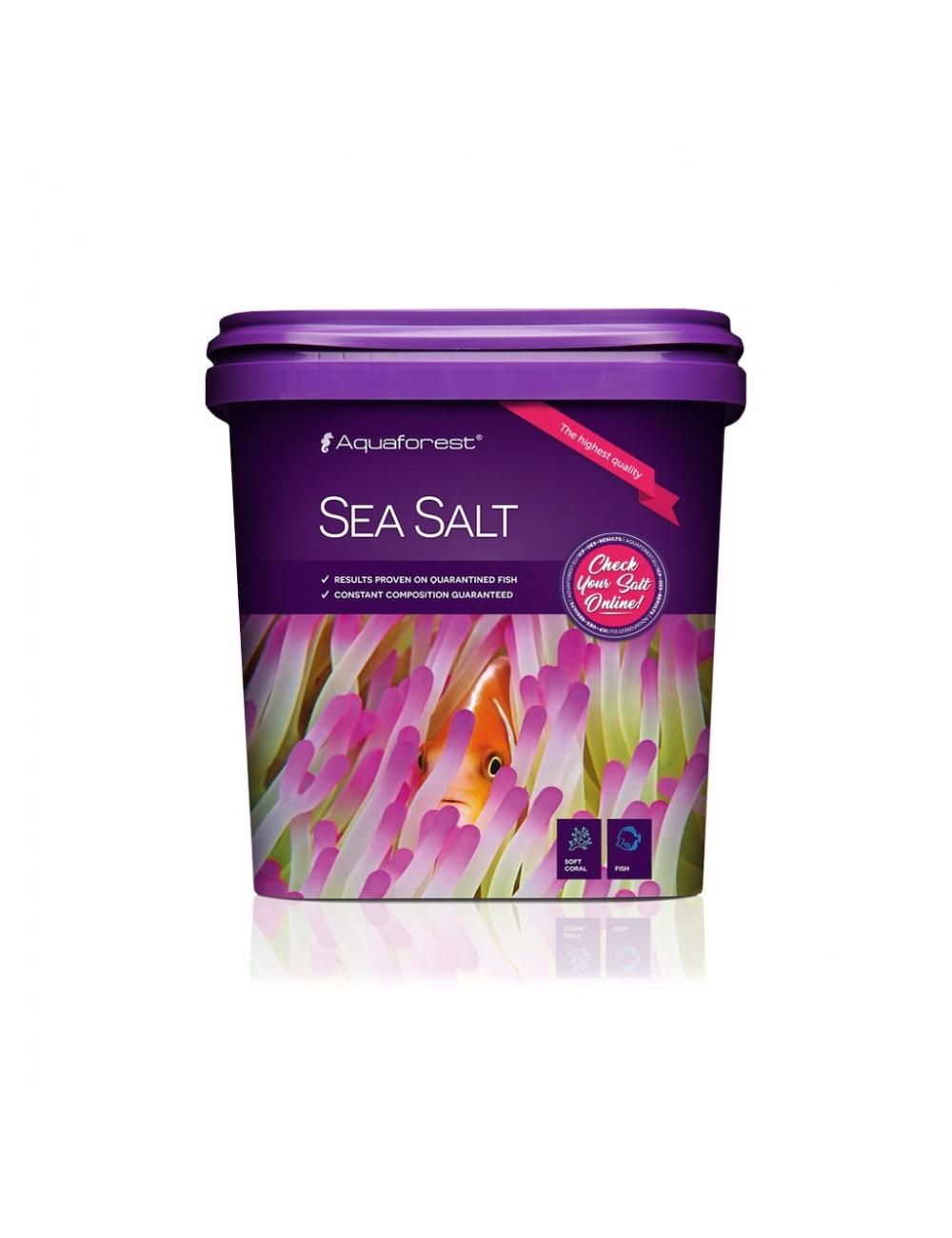 AQUAFOREST Sea Salt