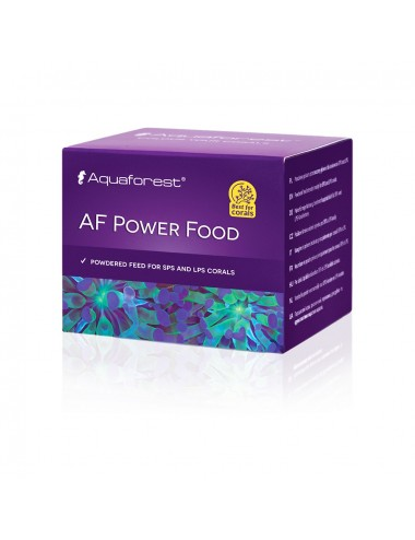 AQUAFOREST Coral food 20g