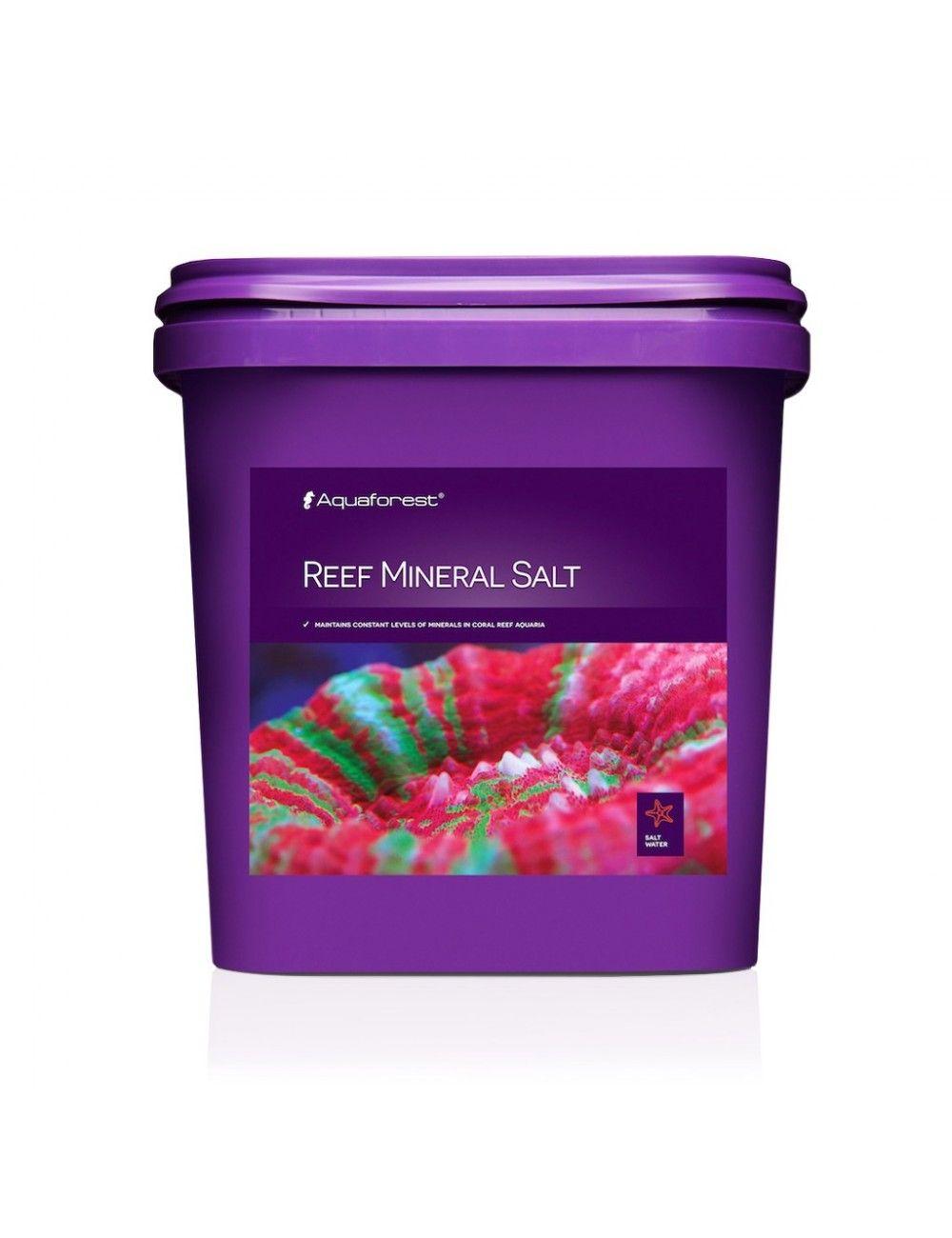 AQUAFOREST Reef mineral salt 5000g