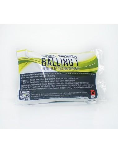 - ZOANTHUS.fr 1litre Balling 1 Chlorure de calcium dihydraté recharge