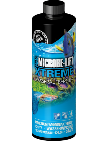 MICROBE-LIFT - XTreme - 118ml - Purificateur d'eau