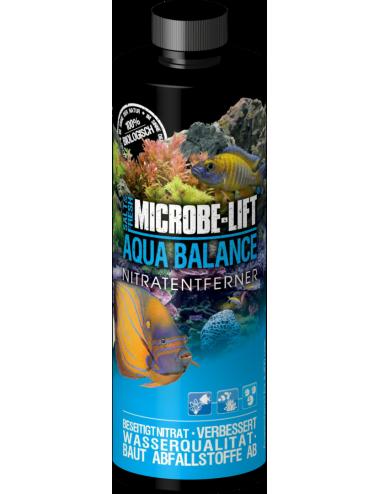 MICROBE-LIFT - Aqua Balance - 236ml - Dégradation des nitrates en aquarium
