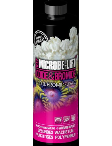 MICROBE-LIFT - Iodide & Bromine - 473ml - Iode et Brome pour aquarium marin