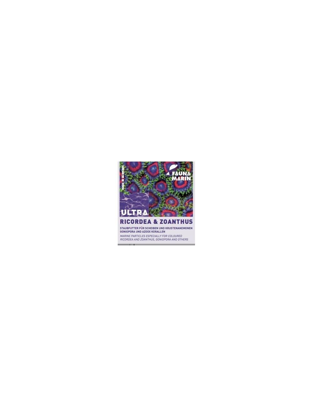 FAUNA MARIN Ricordea & Zoanthus food 100ml