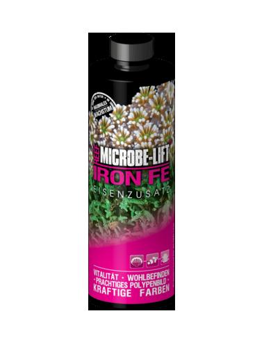 MICROBE-LIFT - Iron Fe - 473ml - Fer pour aquarium marin