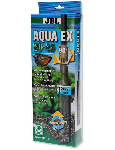 JBL - AquaEX Set 20-45 - Cloche à vase pour aquariums de hauteur 20 à 45 cm