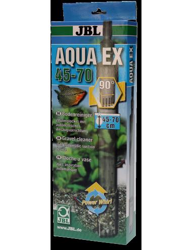 JBL - AquaEX Set 45-70 - Cloche à vase pour aquariums de hauteur 45 à 70 cm