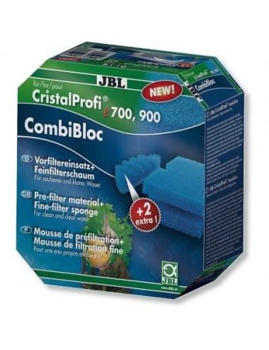 JBL - CombiBloc CristalProfi  pour filtres JBL e400-1/700-1/900-1