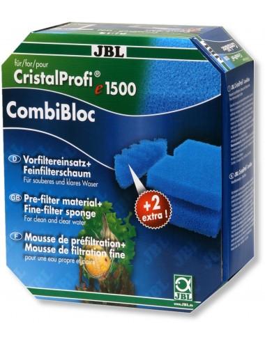 JBL - CombiBloc CristalProfi pour filtres JBL e1500-1-2 / e1900-1-2