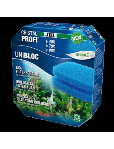 JBL - CristalProfi e UniBloc pour filtres JBL e400-1-2/700-1-2/900-1-2