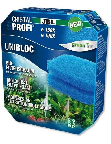 JBL - CristalProfi e UniBloc pour filtres JBL e1500-1-2 et e1900-1-2