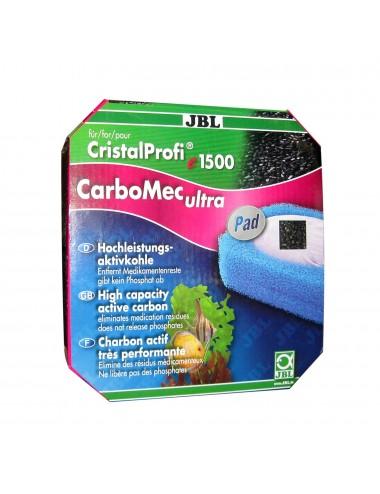 JBL - CarboMec ultra Pad CristalProfi e pour filtres JBL e1500-1-2 et e1900-1-2