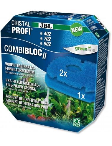 JBL - CombiBloc II CristalProfi e pour filtres JBL e402, e702 et e902