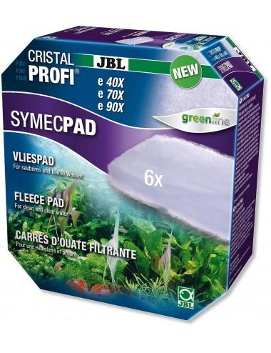 JBL - SymecPad II CristalProfi e pour filtres JBL e401-2, e701-2 et e901-2