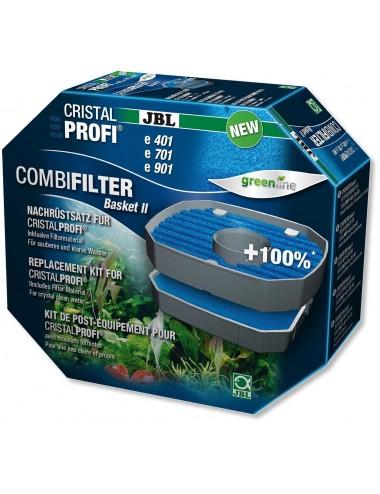 JBL - Combi Filter Basket II CP e pour filtres JBL e401-2, e701-2 et e901-2