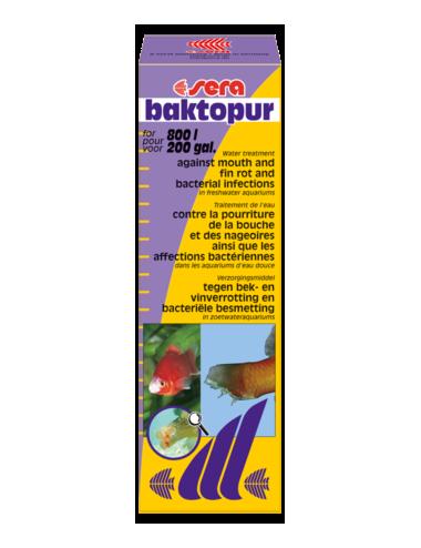 SERA - Baktopur - 50ml - Traitements pour poissons