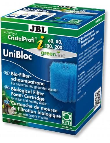 JBL - UniBloc CristalProfi i60/80/100/200 - Cartouche de mousse de rechange