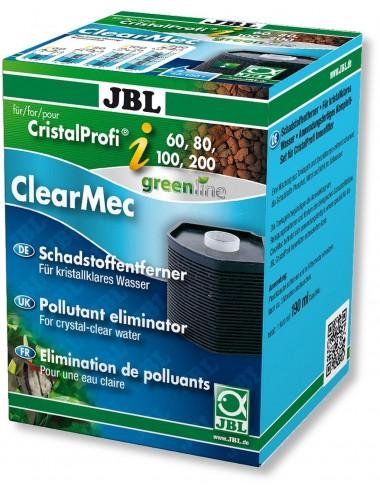 JBL - Clearmec CristalProfi i60/80/100/200 - Cartouche de filtration pour filtre JBL CristalProfi i
