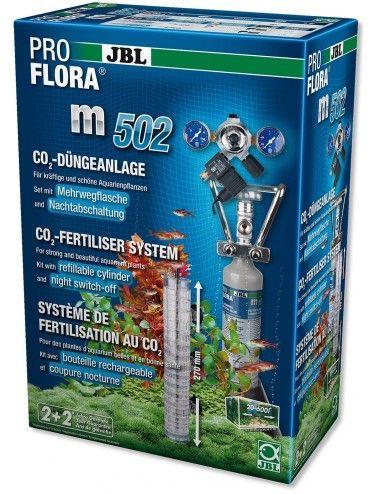 JBL - ProFlora m502 - Système complet de fertilisation au CO2 des plantes aquatiques