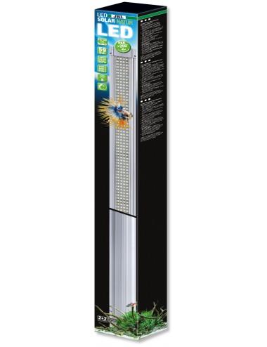 JBL - LED SOLAR Natur 59w - Rampe LED pour aquariums d'eau douce