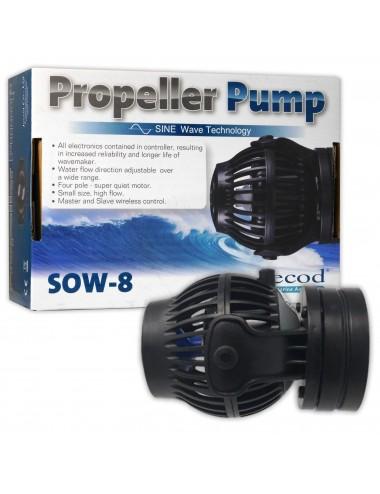 JECOD - SOW-8 - Pompe de brassage  700 - 8000 l / h, 23 watts