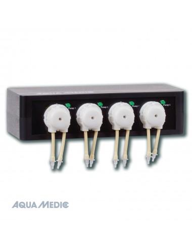AQUA-MEDIC - ReefDoser Add 4 - Extension de pompe doseuse 4 canaux