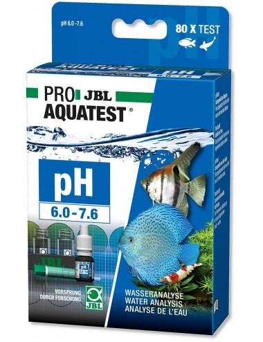 JBL - ProAquaTest pH 6.0-7.6 - Analyse du pH en aquarium d'eau douce
