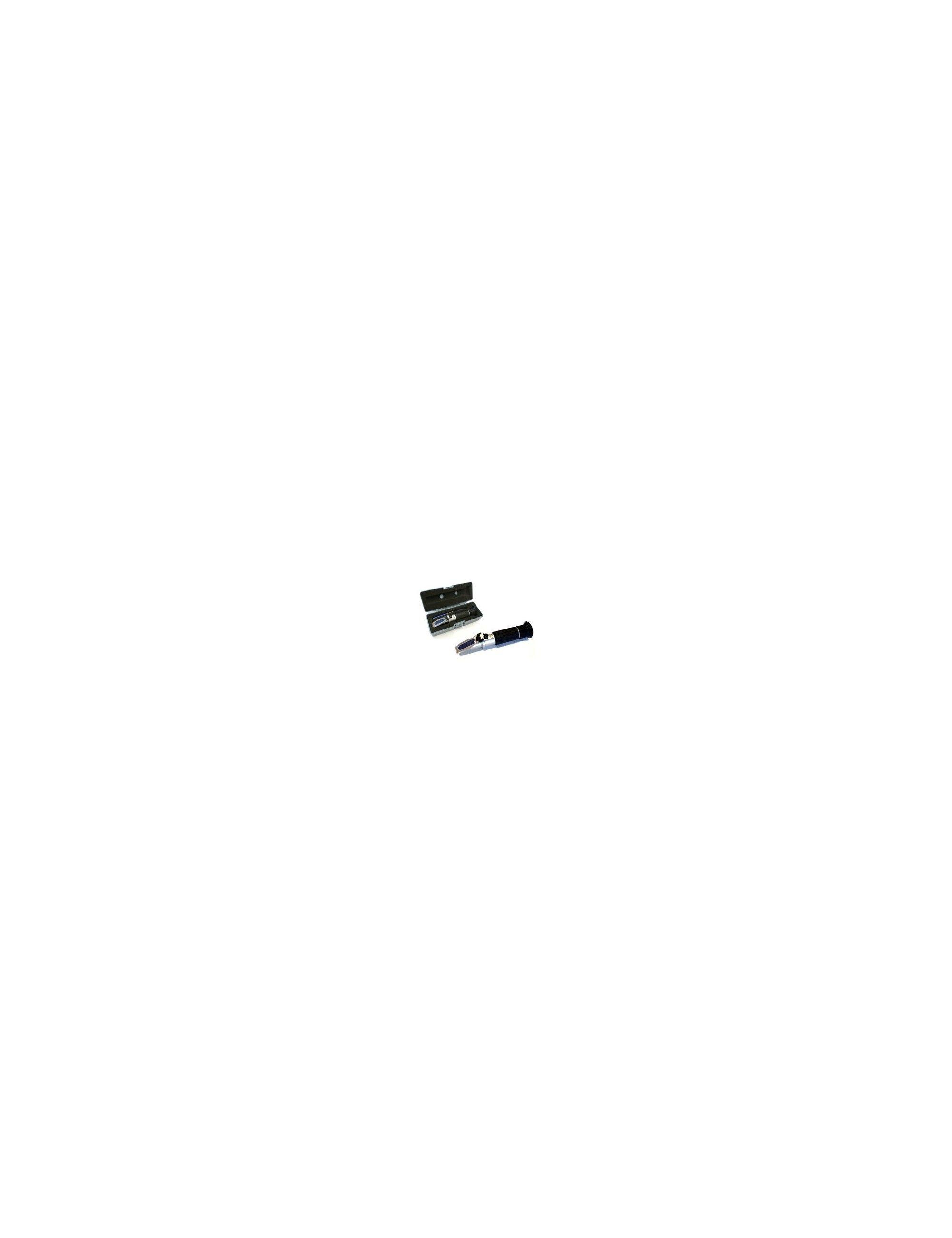 AQUAVIE - Réfractomètre RAVZ10 à led