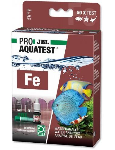 JBL - ProAquaTest Fe - Test de la teneur en fer de l'eau