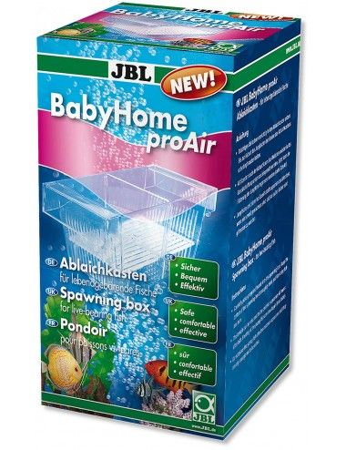 JBL - BabyHome proAir - Pondoir pour aquarium avec diffuseur