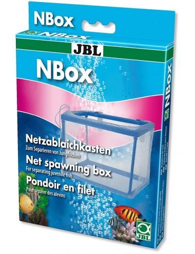 JBL - NBox - Pondoir en filet pour une meilleure croissance des alevins