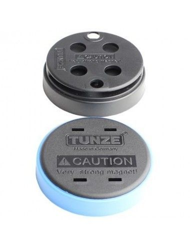 TUNZE - Magnet Holder 6025.515 - Fixation pour vitres jusqu'à 15 mm