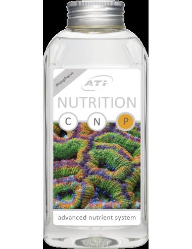 ATI - Nutrition P - 500 ml - Composés organiques et nutriments pour coraux
