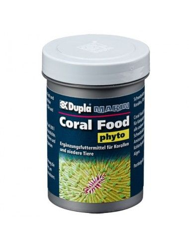 DUPLA - Coral Food phyto - 180 ml - Phytoplancton en poudre pour coraux