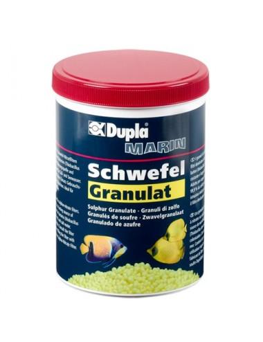 DUPLA - Granulés de soufre - 1200 gr - Pour filtres à nitrates sur soufre